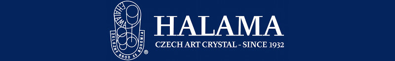 Halama - Czech Crystal Art